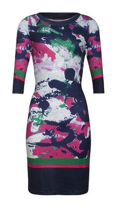High Neck Dress, Spandex, Retro, Dresses, Fashion, Turtleneck Dress, Vestidos, Moda, Fashion Styles