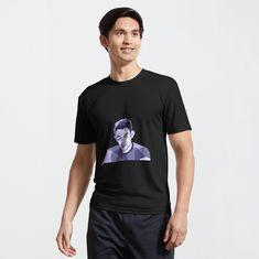 Bo Gum, My T Shirt, Chiffon Tops, Pop Art, Classic T Shirts, Shirt Designs, Art Prints, Printed, Awesome