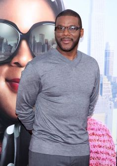 Tyler Perry. American actor, director, screenwriter, playwright and producer. The only filmmaker to have 5 films open #1 at the box office in the last five years. Once poor and homeless, Tyler Perry now earns over $100 million per year.
