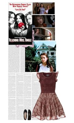 """""""Movie Challenge T is for"""" by followyourbliss ❤ liked on Polyvore featuring Aéropostale"""