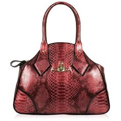 Vivienne Westwood Frilly Snake 5242 Bag | GarmentQuarter