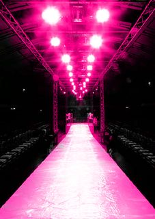 Runway.....  #pink #color #colours