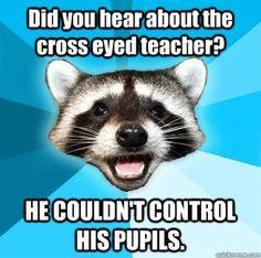 hee hee I love corny jokes :)