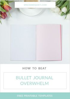 With so many pages and ideas to inspire your bullet journal, where should you begin, and how can you avoid feeling overwhelmed? Here are 6 tips that helped me simplify bullet journaling and avoid feeling bullet journal overwhelm! #bulletjournal #bulletjournaling #bulletjournaloverwhelm #learnbulletjournaling #howtobulletjournal #easybulletjournaling #bulletjournaltips #startbulletjournaling #startabulletjournal #overwhelm #simplifybulletjournaling #bujo #dailylog #basicbulletjournaling Bullet Journal Hacks, Bullet Journal Printables, Bullet Journal Layout, Write An Email, Feeling Overwhelmed, Bujo, Journaling, Inspire, Adventure