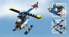 LEGO.com Creator : Products - Vehicles - 5864