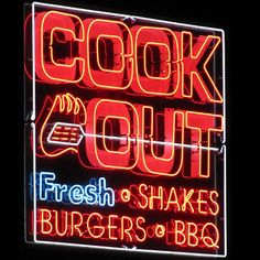 BEST Milkshakes in the country!!! Hands down! My favorite off the vast menu?  Peanut butter....yum-o!  Cook-Out® Restaurant, Menu, Locations, Nutritional Info, Cooked Outdoors Style
