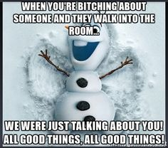 Image result for frozen all good things