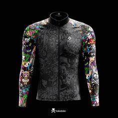 272ff63ee Tokidoki Winter Long Sleeve Jersey! Buy online at www.bikeinside.cc