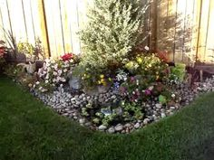 Small Side Garden Fountain Feature