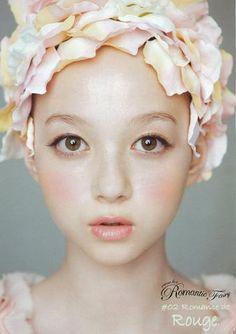 メイクでイメチェン!透明感抜群の外人風メイク方法教えます♡の9枚目の写真   マシマロ
