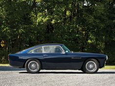 Aston Martin DB4 Aston Martin Db4, Construction Process, Touring, Arizona, Classic Cars, Automobile, Beach, Vehicle, Vintage