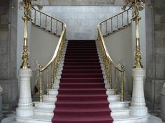Exquisite Staircase Design exquisite iron wood grand curved staircase folsom ca mediterranean staircase 20 Of The Most Exquisite Staircase Designs