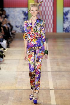 Basso & Brooke Spring/Summer 2009 Ready-To-Wear Collection | British Vogue