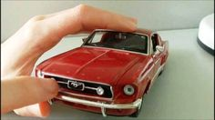 Maisto 1967 Ford Mustang GT Review and Price in India