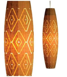 'Taniko' pendant lights by David Trubridge. Tropical Style, Tropical Decor, Laser Cutter Engraver, Laser Cutter Ideas, Maori Designs, Maori Art, Paper Light, Kiwiana, Getting Organized