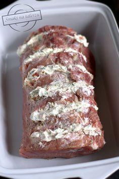 Pork Recipes, Cake Recipes, Dessert Recipes, Cooking Recipes, Meat Rolls, Tasty, Yummy Food, Polish Recipes, Russian Recipes