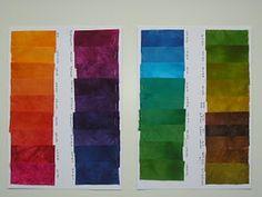 Verfvirus: Afmeten Shibori, Textiles, How To Dye Fabric, Color Inspiration, Fiber Art, Tie Dye, Quilts, Mandala, Commercial