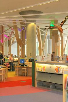 Kids' library!
