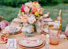 Provence  Luncheon Ideas Stacey Hedman Photography for Bliss Celebrations blisscelebrationsguide.com