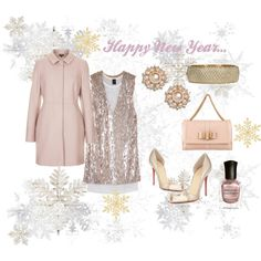 """New Years..."" by mitika1980 on Polyvore"