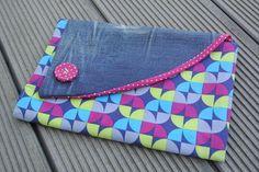 Windeltasche Retro für die Handtasche Wickeltasche #Riekchen