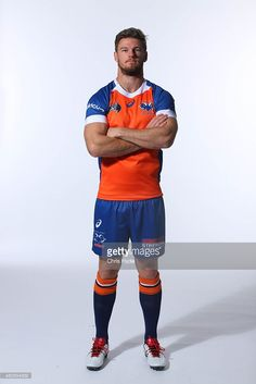 Rob Horne of the Greater Sydney Rams poses during the 2015 National Rugby Championship (NRC) portrait shoot on July 8, 2015 in Sunshine Coast, Australia.