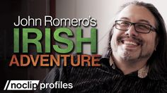 John Romero's Irish Adventure - Noclip Profiles - YouTube   In our first episode of Noclip Profiles we travel to Ireland to talk to John Romero about his incredible career making some of the most influential first person shooters of all time. We learn abo