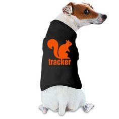 PetStyle:Squirrel+Tracker+ +Pet+Style:+Squirrel+Tracker+Dog+Shirt