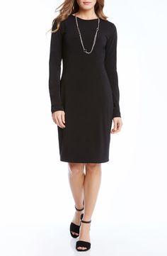 Karen Kane Karen Kane Stretch Jersey Travel Sheath Dress available at #Nordstrom