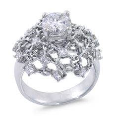 Diamond Engagement Rings from Fine Jewellery Moi Moi