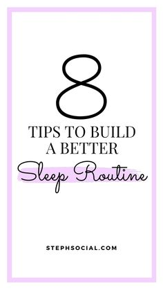 A healthy night time routine can help you fall asleep faster and get a better sleep! How to fall asleep quickly and stay asleep all night! A good, daily sleep routine is great self care! Self care routine! Tricks to fall asleep fast. Insomnia help. Insomnia remedies. How to go to sleep. How to go to sleep faster. #sleep #insomnia Night Time Routine, Bedtime Routine, How To Fall Asleep Quickly, Sleep Rituals, Insomnia Help, Insomnia Remedies, Sleep Issues, How To Sleep Faster, Girl Life Hacks
