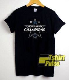 d4484692c 2018 NFC east division Champions t-shirt for men and women tshirt