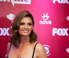 Stana katic in Greece at the fox live party