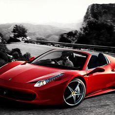Sweet Ferrari 458 Italia