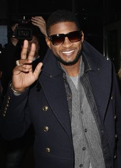 usher. who else?