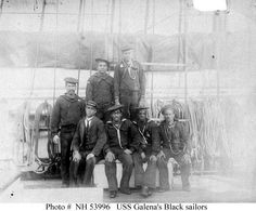 African Americans in the Civil War Navy