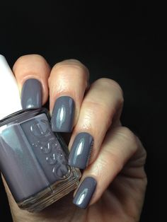 Coat Couture with glossy top coat