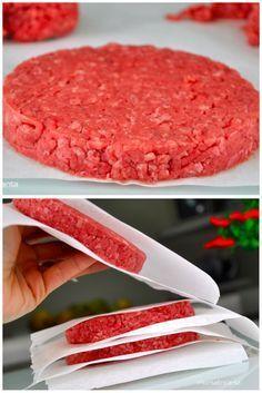 Sabia que dá para preparar em casa aquele hambúrguer, alto, grande e suculento das hamburguerias famosas da cidade? Coma apenas 3 dicas, você vai conseguir reunir os amigos e comemorar com o melh…
