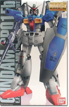 Gundam MG RX-78 GP01Fb Coating Version Gundam 1/100 Scale by Bandai Japan. $84.25. Size : 33.91 x 21.42 x 12.1 cm. Gundam MG RX-78 GP01Fb Coating Version Gundam 1/100 Scale