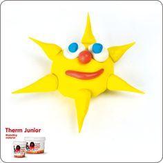 Pfff... Het is best warm. Het is bijna zomer en daarom gaan we een zon maken met Creall-therm junior. Een leuke opdracht voor de onder- en middenbouw.  Bekijk de activiteit: www.creall.com/zon Bekijk het instructiefilmpje:www.creall.com/zon-film Meer over Creall-therm junior: www.creall.com/therm-junior
