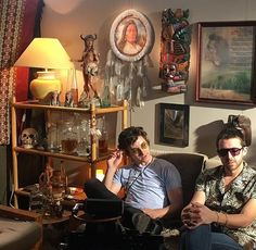 looks like hippie in these sunglasses Monkey Puppet, Monkey 3, Alex Turner, Will Turner, Call Me Al, Ghost Cookies, Cool Fire, Just Deal With It, The Last Shadow Puppets