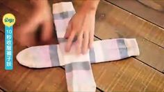 Here is a short tutorial how to fold socks the right way.