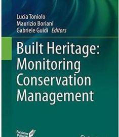 Built Heritage: Monitoring Conservation Management PDF
