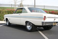 '65 Falcon 2 door sedan - Ford Muscle Forums : Ford Muscle Cars Tech Forum