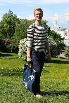 Helsinki in summer. Helsinki, Sling Backpack, My Outfit, Men's Fashion, Backpacks, Summer, Outfits, Moda Masculina, Mens Fashion