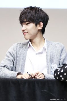 Jeon Wonwoo || LIKE SEVENTEEN