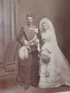 Max Emanuel and Amalie of Bavaria