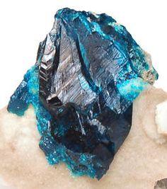 Veszelyite / Black Pine Mine, Montana