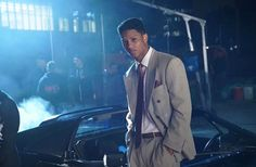 Actor Keith Powers as The Amazing Ronnie Devoe!!