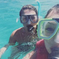 Snorkelling in the Great Barrier Reef!  #snorkelling #greatbarrierreef #australia #backpacking #travelling #cairns by georgia_fcox http://ift.tt/1UokkV2